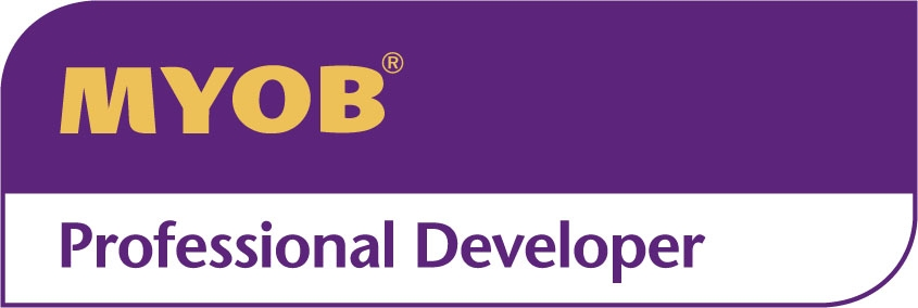 MYOB Profesional Developer